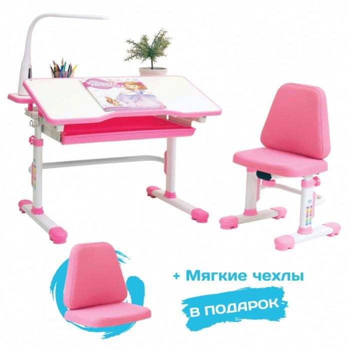 Картинка для Rifforma Комплект парта и стул с чехлом Set-07 Lux