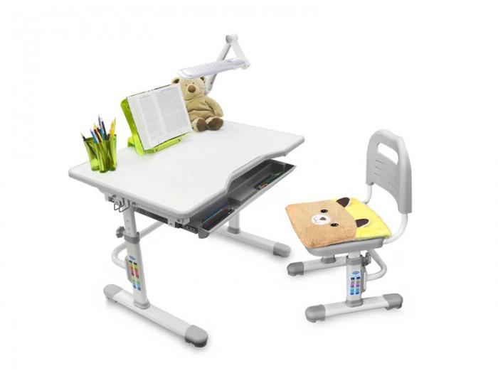Картинка для Rifforma Комплект растущая парта и стул SET-10