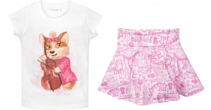 Юбки Rita Romani Комплект для девочки (футболка, юбка) Jazz