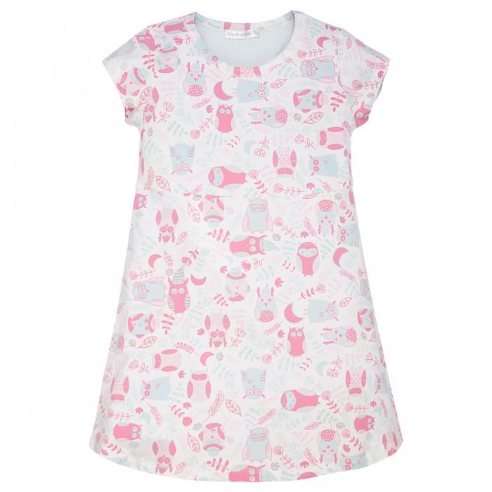 Домашняя одежда Rita Romani Сорочка ночная для девочки Owls 8010