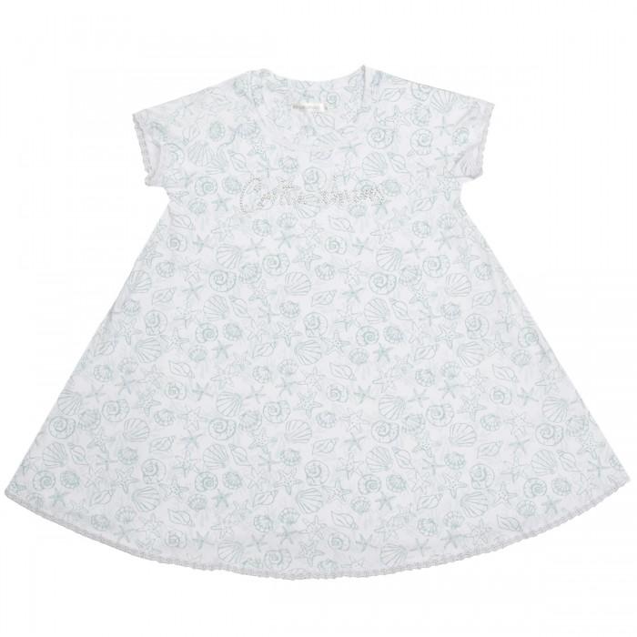 Домашняя одежда Rita Romani Сорочка ночная для девочки Seashells
