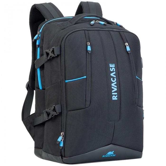 Школьные рюкзаки RivaCase Рюкзак для ноутбука Borneo 17.3 7860