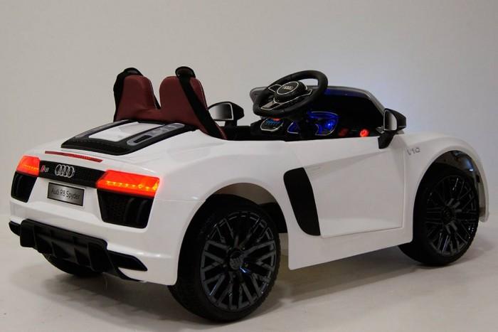 Электромобиль RiverToys Audi R8 с дистанционным управлением