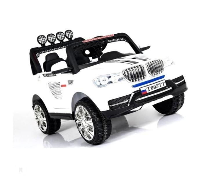 Электромобиль RiverToys BMW T005TT 4x4 с дистанционным управлением