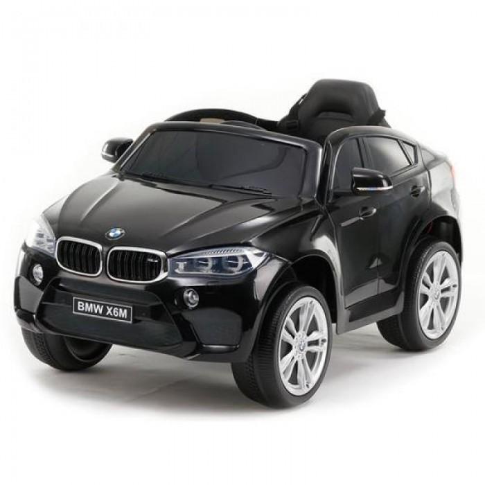 Купить Электромобили, Электромобиль RiverToys BMW X6M JJ2199