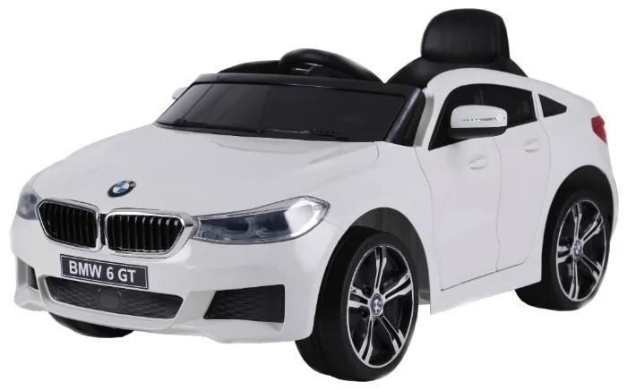 Купить Электромобили, Электромобиль RiverToys BMW6 GT JJ2164