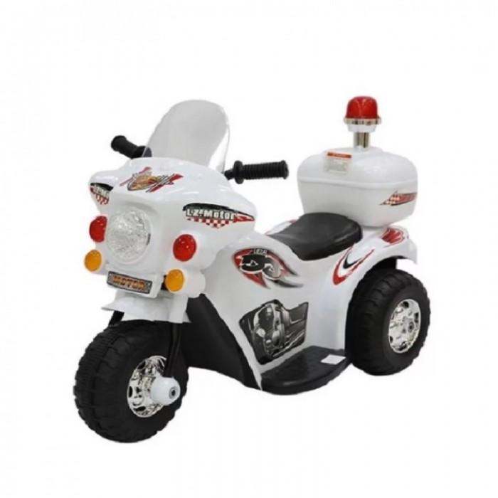 Электромобиль RiverToys Детский электромотоцикл HL-218 фото