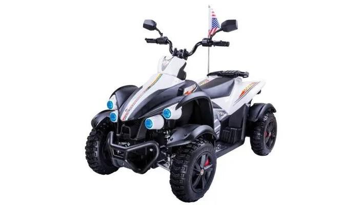 Электромобили RiverToys Детский Квадроцикл Р222РР