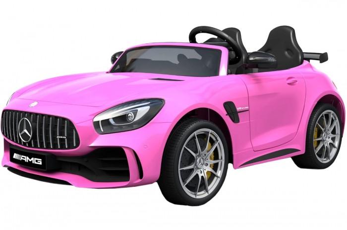 Купить Электромобили, Электромобиль RiverToys Детский Mercedes-Benz GT-R