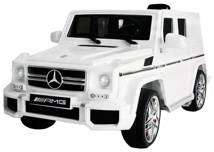 Картинка для Электромобиль RiverToys Mercedes-Benz G63 Т999ТТ