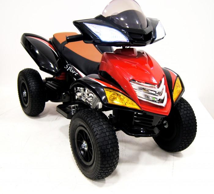 Электромобиль RiverToys Электроквадроцикл Е005КХ-A