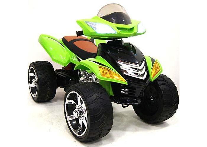 Электромобиль RiverToys Электроквадроцикл Е005КХ