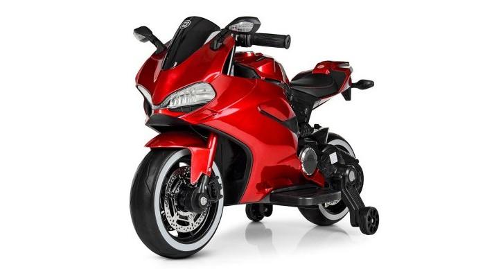 Электромобили RiverToys Электромотоцикл А001АА