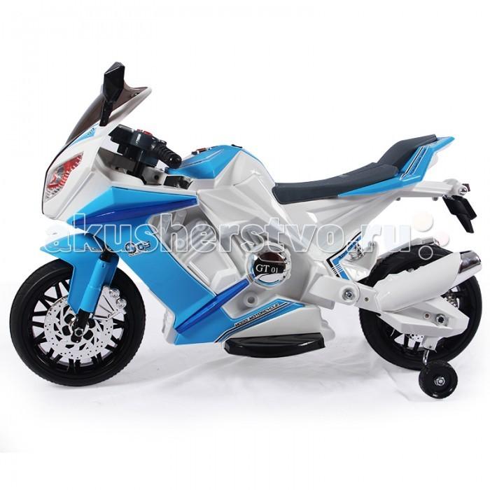 Электромобиль RiverToys Электромотоцикл М111ММ