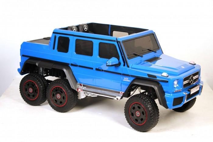 Купить Электромобили, Электромобиль RiverToys G63 AMG P777PP