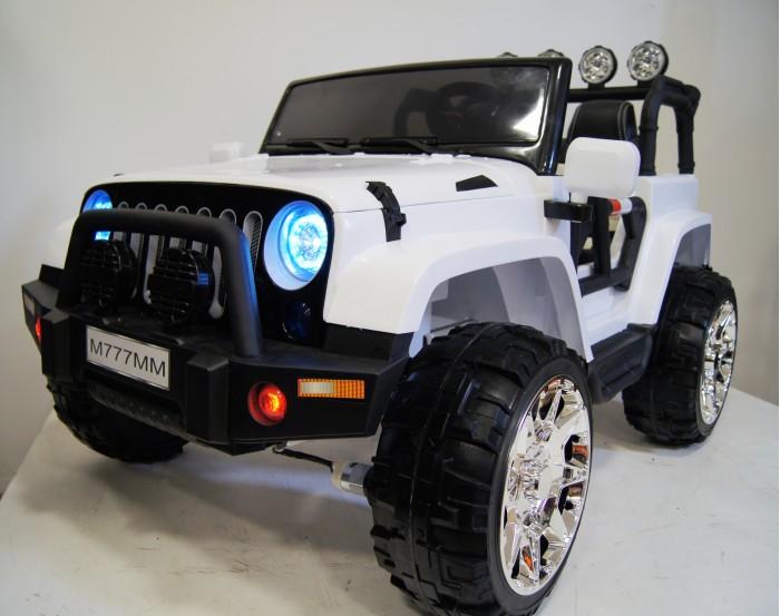 Электромобиль RiverToys Jeep M777MM