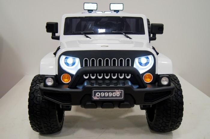Электромобиль RiverToys Jeep Wrangler O999OO