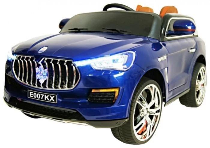 Электромобиль RiverToys Maserati E007KX с дистанционным управлением