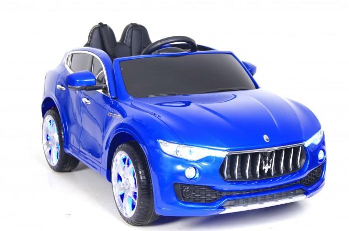 Электромобиль RiverToys Maserati Levante А008АА с дистанционным управлением
