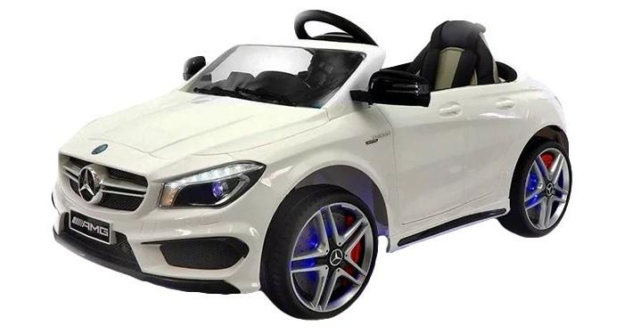 Электромобиль RiverToys Mercedes-Benz А777АА CLA 45