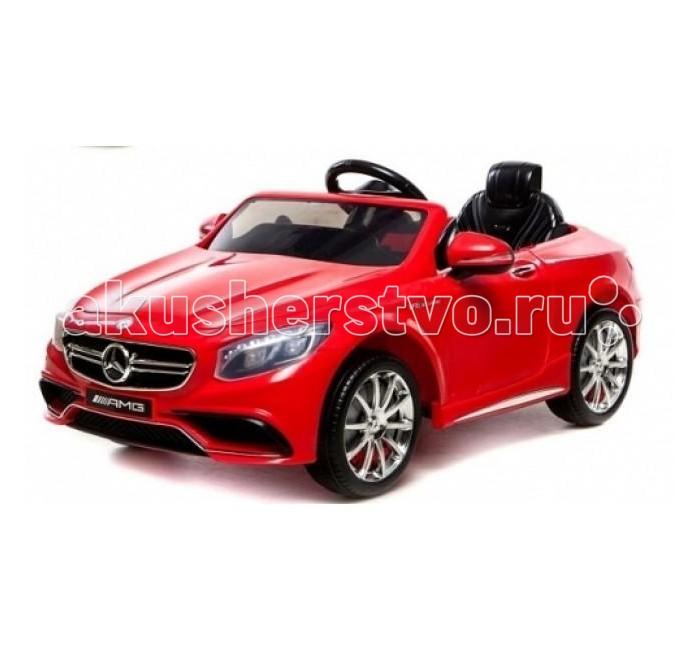 Электромобиль RiverToys Mercedes-Benz SL500 фото