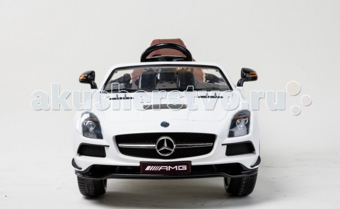 Электромобили RiverToys Mercedes-Benz SLS A333AA VIP motormax коллекционная 1 24 mercedes benz sls аmg gt3 серебристая