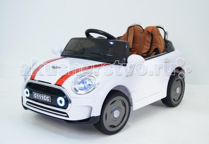 Электромобиль RiverToys Minicooper C111CC