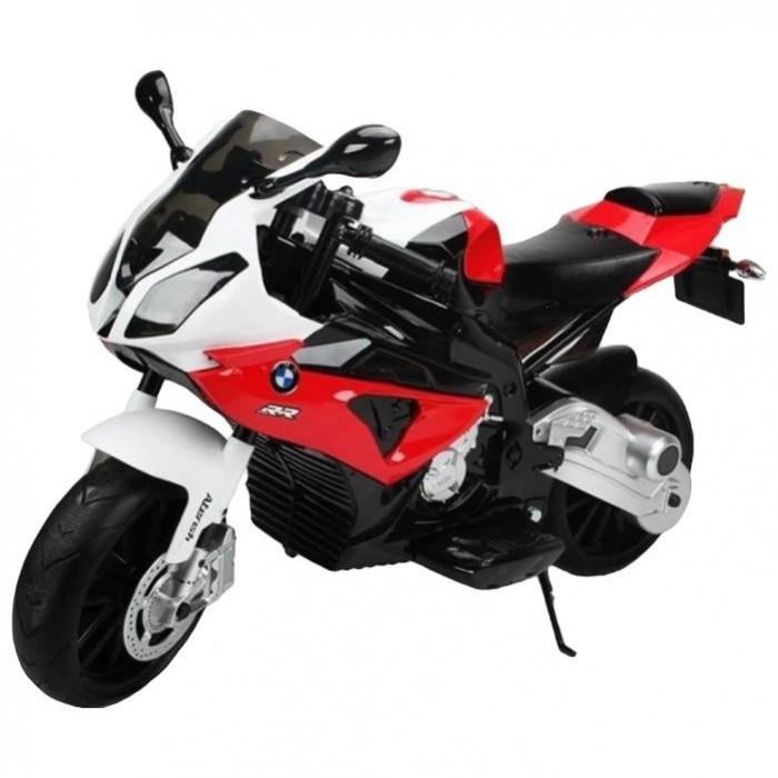 Электромобиль RiverToys Мотоцикл BMW JT528