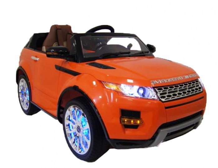 Картинка для Электромобиль RiverToys Range Rover A111AA VIP