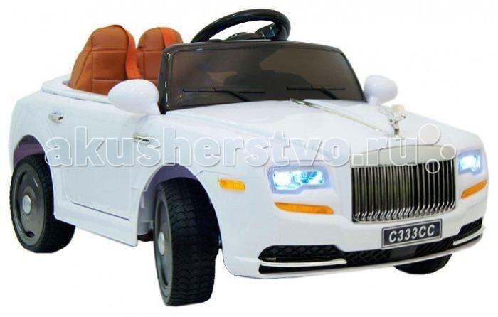 Электромобиль RiverToys Rolls Royce C333CC