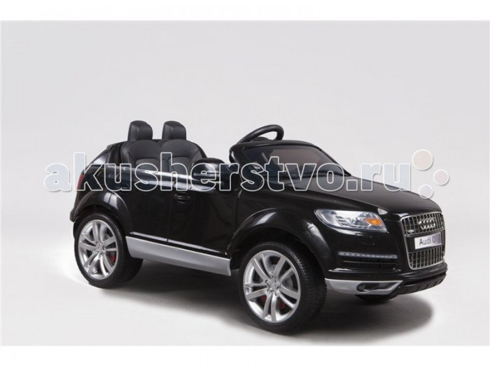 Детский транспорт , Электромобили RiverToys Audi Q7 арт: 341655 -  Электромобили