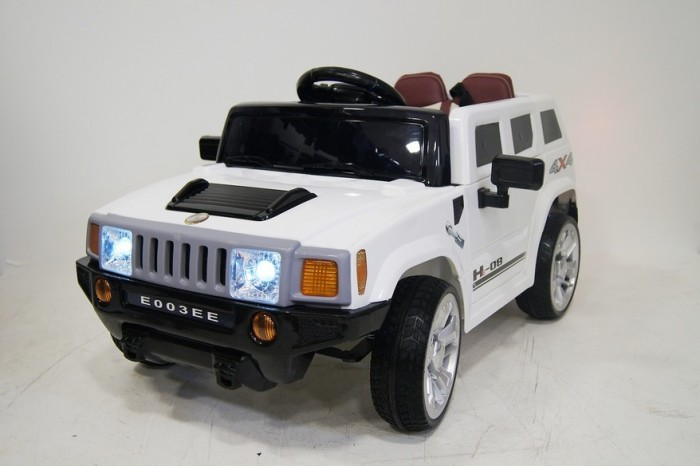 Электромобиль RiverToys Hummer E003EE