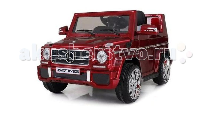 Электромобиль RiverToys Mercedes-Benz-G-65-LS528