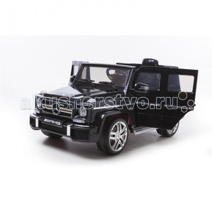 Электромобили RiverToys Mercedes-Benz G63 rivertoys mercedes benz gl63 черный