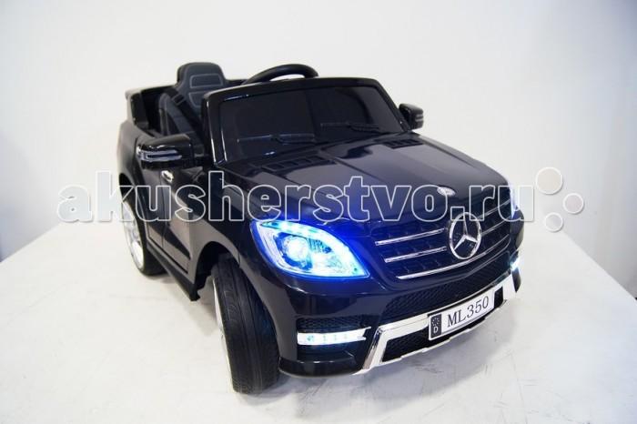 Электромобили RiverToys Mercedes-Benz ML-350 rivertoys электромобиль mercedes benz s63 с дистанционным управлением rivertoys