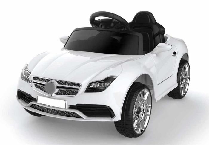 Электромобиль RiverToys Mercedes O333OOMercedes O333OOЭлектромобиль RiverToys Mercedes O333OO с дистанционным управлением.  Особенности: открывающиеся двери позволяют с легкостью садиться в машинку даже самому маленькому колеса из каучука обеспечивают бесшумность и мягкость езды сзади имеется открывающийся вместительный багажник для хранения мелких вещичек имеются выдвижные колесики сзади и ручка спереди для перемещения вне езды по принципу Чемодан индивидуальный пульт позволит управлять только своей машинкой среди других авто во время прогулки усовершенствованная аудиосистема-имеется вход для USB и MP3, руль также музыкальный высокое сиденье для поддержки спинки ребенка, имеется ремень безопасности заводится с ключа ( в комплекте 2 шт ) маневренный и компактный - поместится в любое авто и проедет даже в самых маленьких дверных проемах для детей от 3-х до 8 лет аккумулятор: 6V/4,5A редуктор: 20Wх2 наличие пульта дистанционного управления (настраивается по Bluetoh) плавный ход обеспечивается за счёт наличия амортизаторов сидение: кожаное, пятиточечный ремень безопасности заводится авто с ключа колеса: каучуковые открываются дверки и багажник световые и звуковые эффекты. Подсветка панели приборов, диодные огни фар время работы одного заряда батареи - 2 часа, напряжение батареи - 6 вольт<br>