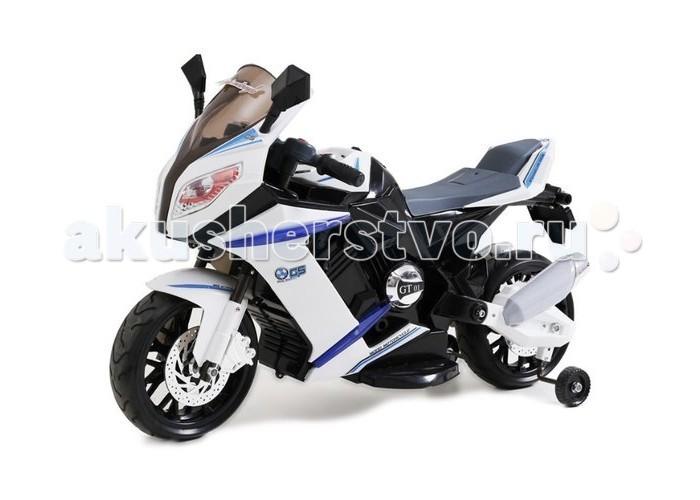 Электромобиль RiverToys Мoto M111MMМoto M111MMЭлектромобиль RiverToys Мoto M111MM – красивый и безопасный электромотоцикл, оснащенный для дополнительной безопасности двумя страховочными колесиками. Модель отличается красивым дизайном, максимально приближенным к настоящему спортивному байку.  Этот электромотоцикл может развивать скорость до 4 км/ч и перевозить пассажиров весом до 25 кг. Плавный и мягкий ход обеспечивают два основных каучуковых колеса.  Особенности: Возраст: от 2,5 - 5 лет. Электромотоцикл перезаряжаемый на аккумуляторе 6V/4,5AH х 2. Со звуковыми и световыми эффектами. Мотор 15W х 2 шт. Развивает скорость 4 км/ч. Адаптер W/220 ~ 240V. Эргономичное сиденье, пластиковое. Каучуковые колеса. Спереди - 2 зеркала заднего вида. Может двигаться вперед и назад, влево и право.<br>