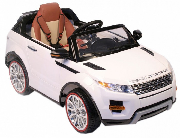 Детский транспорт , Электромобили RiverToys Range Rover A111AA VIP арт: 341955 -  Электромобили