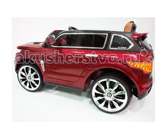 Детский транспорт , Электромобили RiverToys Range Rover Sport E999KX арт: 341510 -  Электромобили