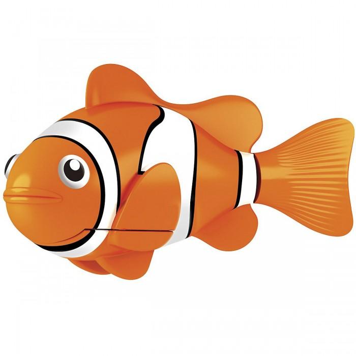 Интерактивные игрушки Robofish РобоРыбка Клоун zuru роборыбка клоун желтая robofish