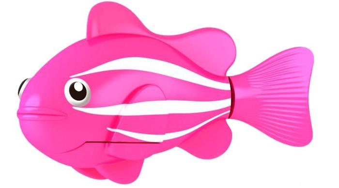 Интерактивные игрушки Robofish РобоРыбка Клоун интерактивные игрушки robofish dory роборыбка немо и набор с треком