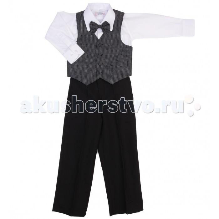 Комплекты детской одежды Rodeng Комплект праздничный 07-HW-14 комплекты детской одежды rodeng комплект для мальчика r1138