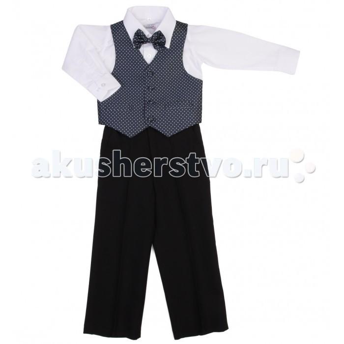 Комплекты детской одежды Rodeng Комплект праздничный 11-HW-188 комплекты детской одежды rodeng комплект для мальчика r1138
