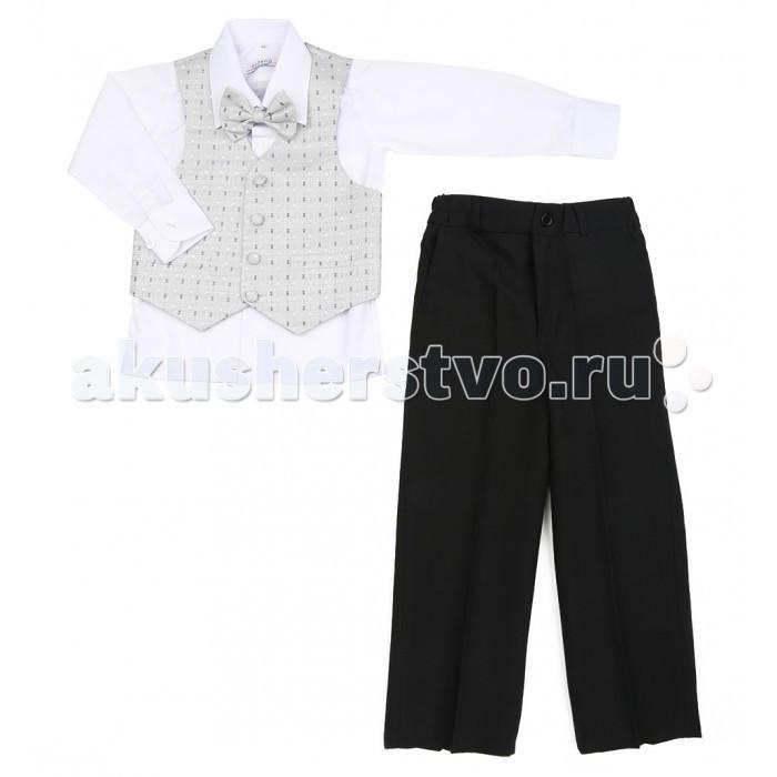 Комплекты детской одежды Rodeng Комплект праздничный HW1313247 комплекты детской одежды rodeng комплект для мальчика r1138