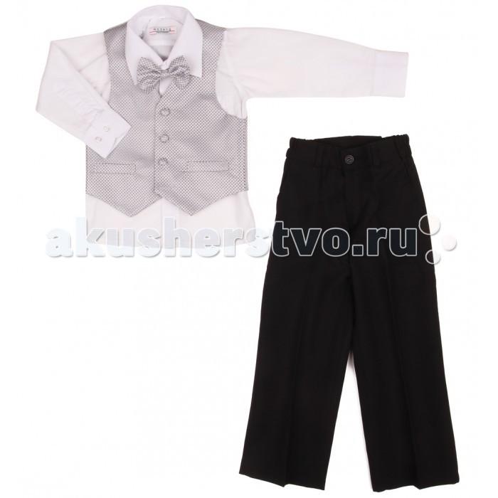 Комплекты детской одежды Rodeng Комплект праздничный HW14058 комплекты детской одежды rodeng комплект для мальчика r1138