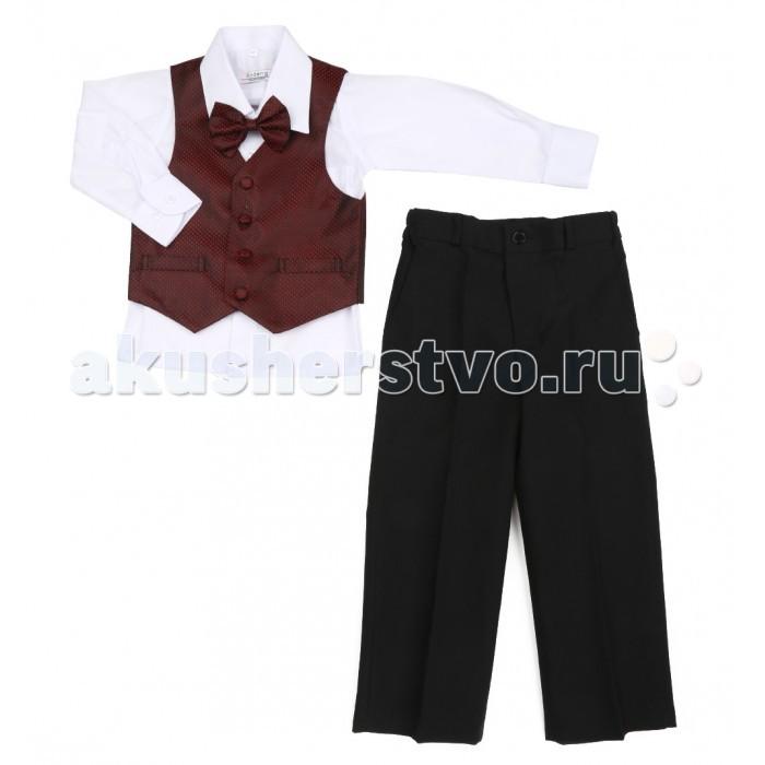 Комплекты детской одежды Rodeng Комплект праздничный HW14164 комплекты детской одежды rodeng комплект для мальчика r1138