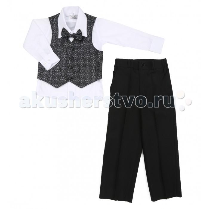 Комплекты детской одежды Rodeng Комплект праздничный HW14196 комплекты детской одежды rodeng комплект для мальчика r1138