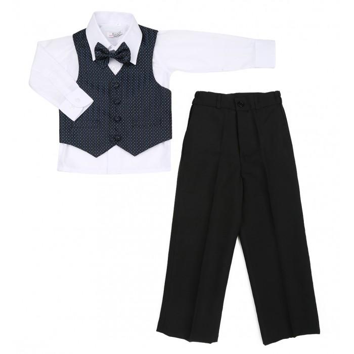 Комплекты детской одежды Rodeng Комплект праздничный HW14276 комплекты детской одежды rodeng комплект для мальчика r1138