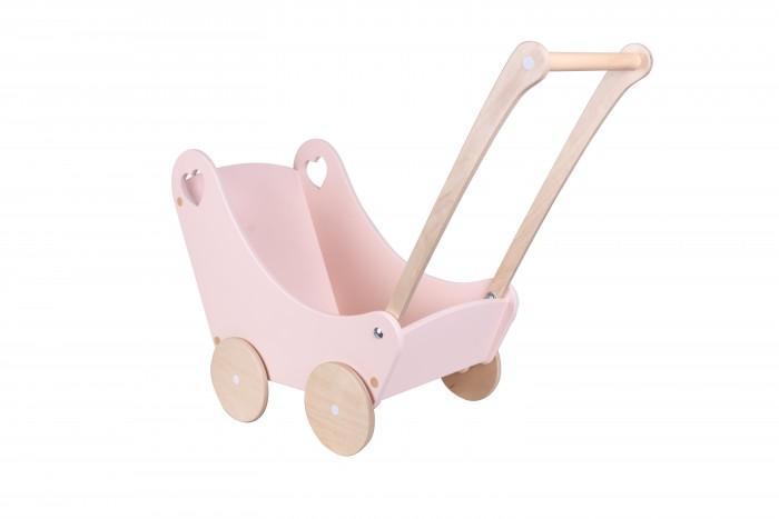 Коляска для куклы Rodent kids коляска-ходунки Polly большая