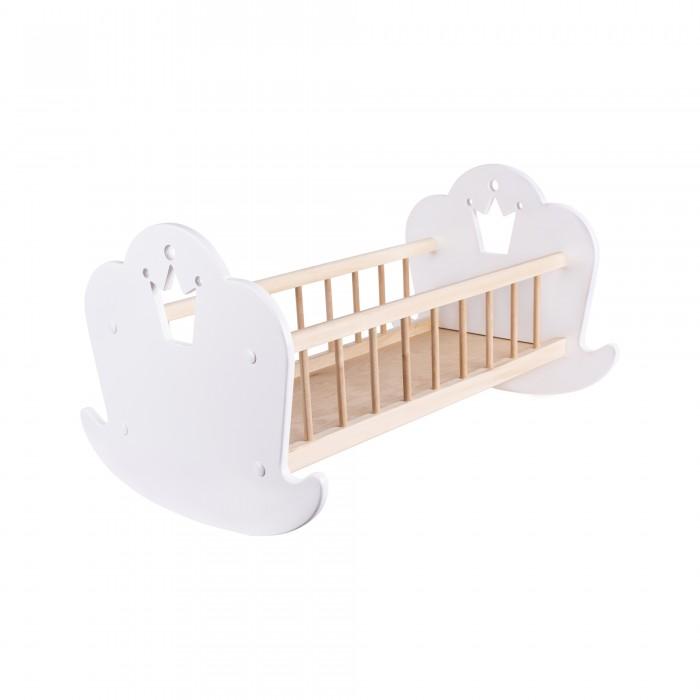 Купить Кроватки для кукол, Кроватка для куклы Rodent kids Princess